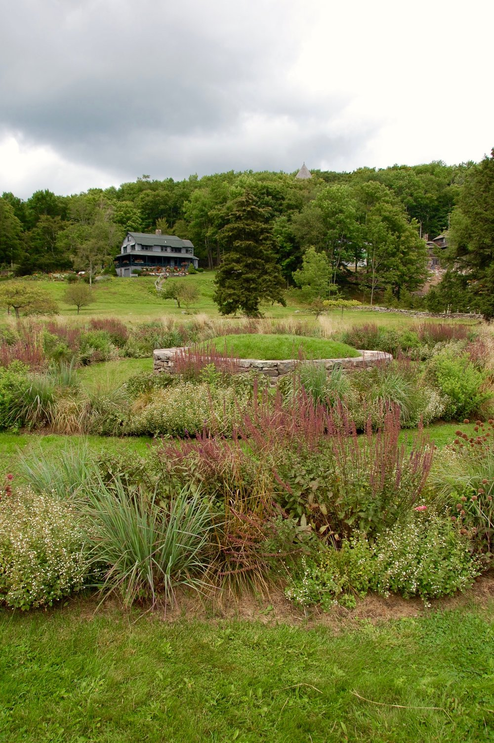 mountaintop arboretum