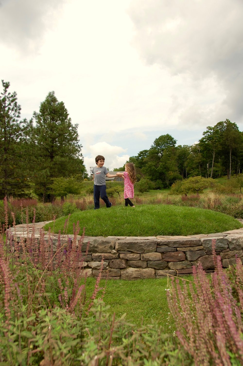 mountaintop arboretum kid-friendly