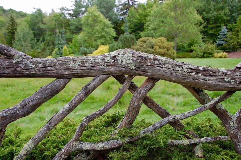 mountaintop arboretum gazebp