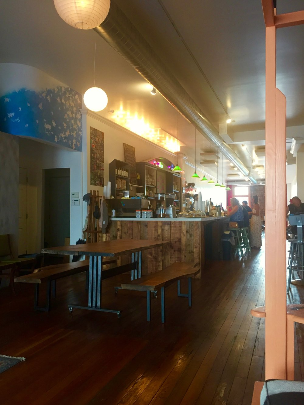 HiLo Catskill cafe