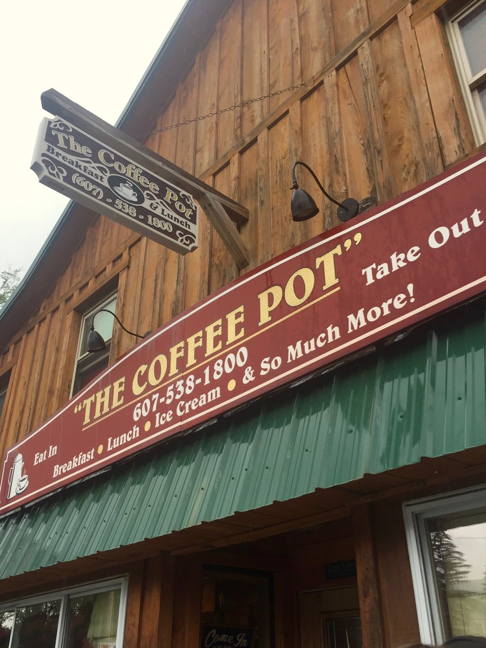 The Coffee Pot Hobart NY