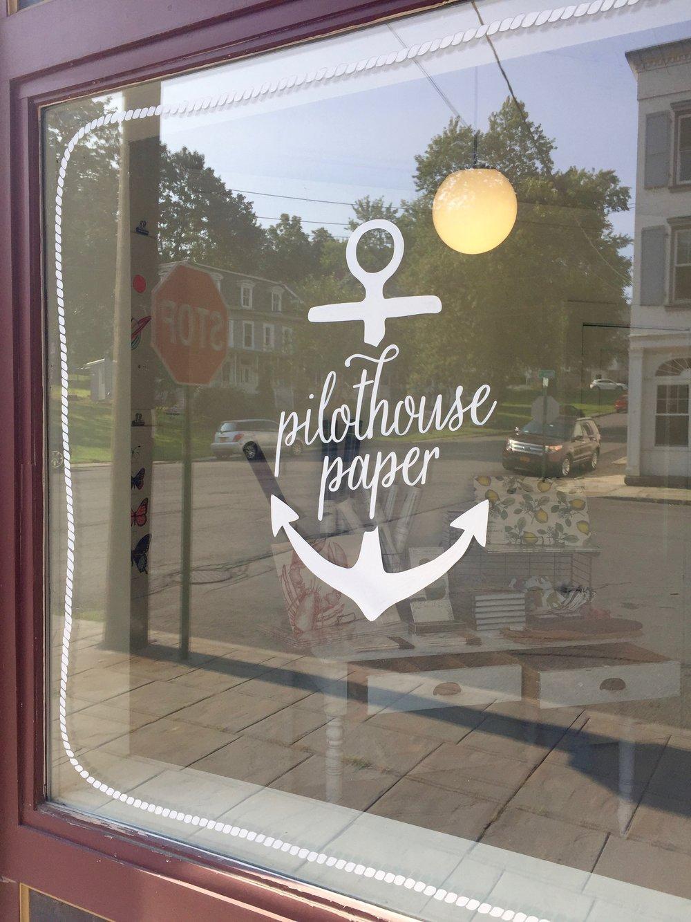 Pilothouse Paper Coxsackie