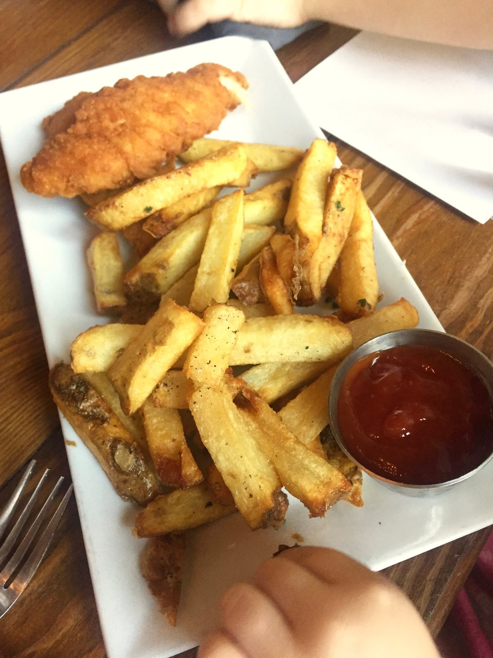 new york restaurant catskill fries