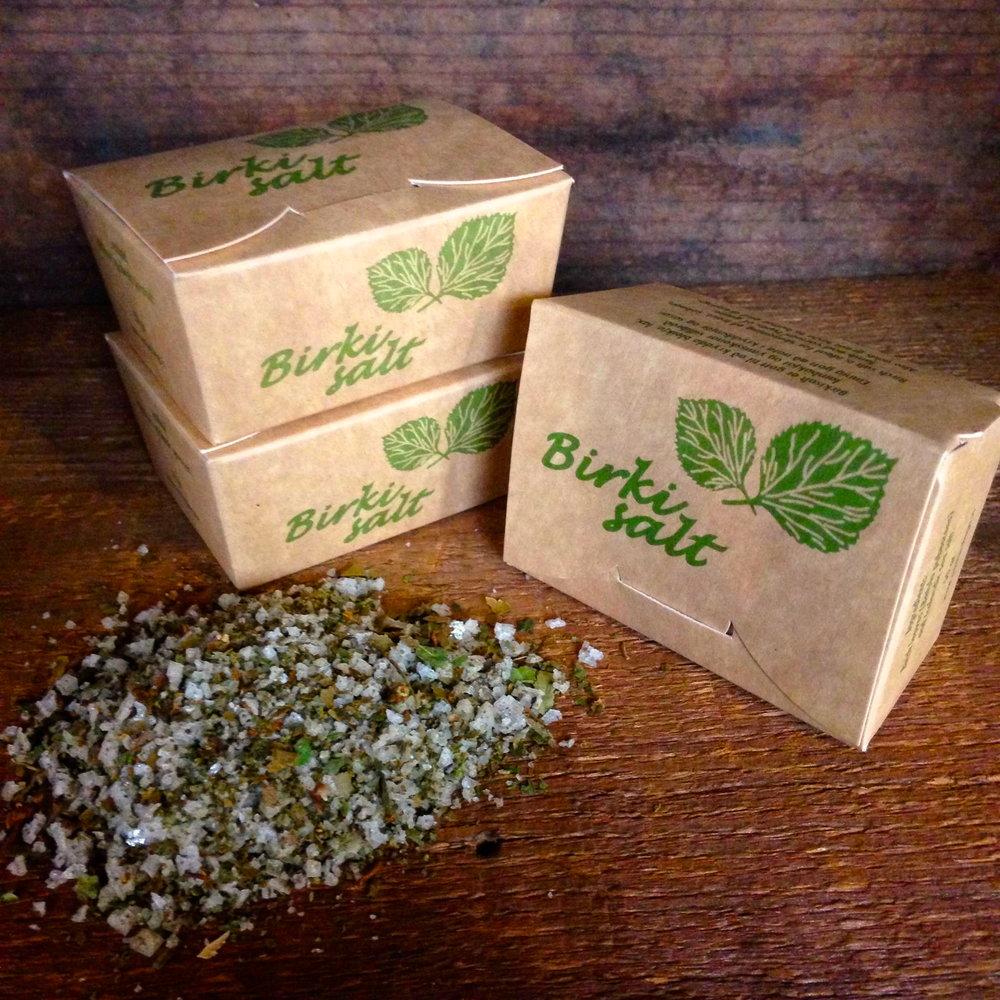 Birki Salt from Iceland