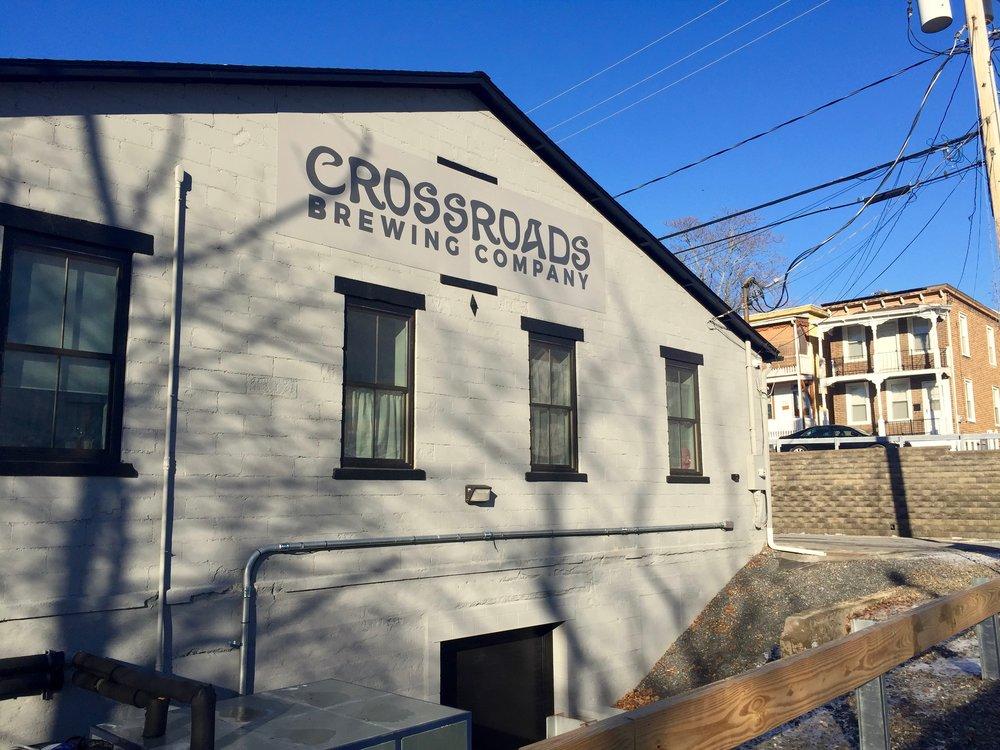 crossroads brewing catskill