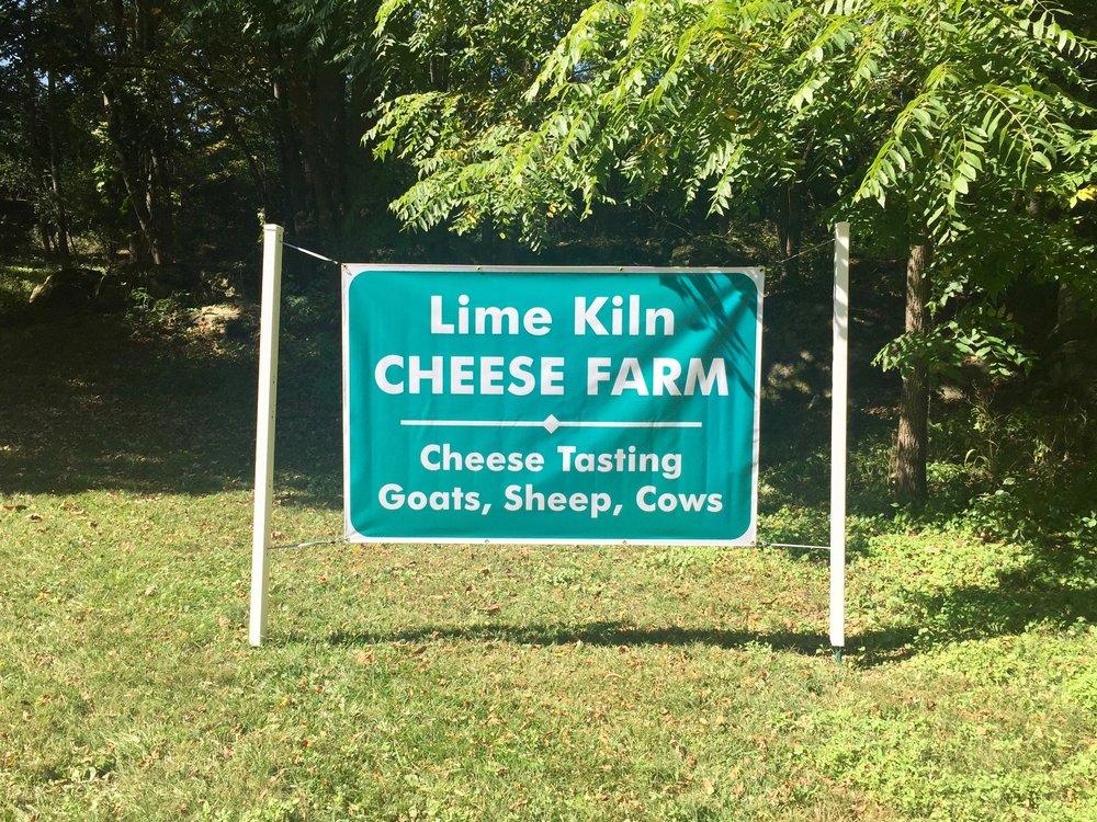 Lime Kiln Cheese Farm