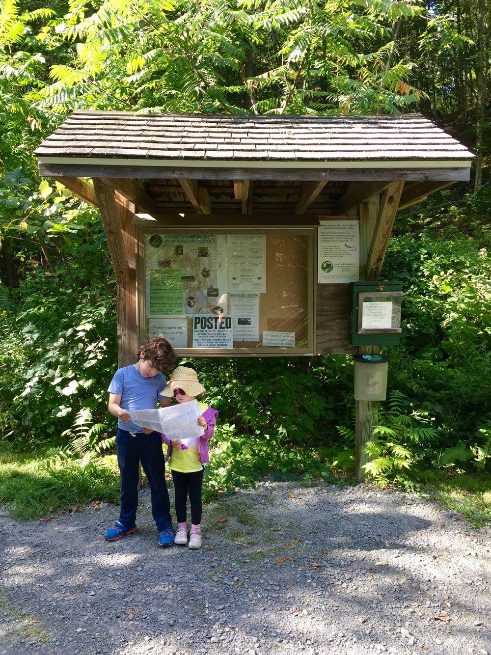 Huyck Preserve Visitor Center
