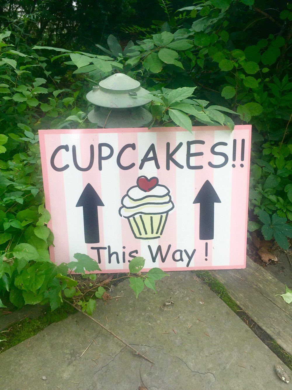 Peace, Love & Cupcakes in Woodstock, NY