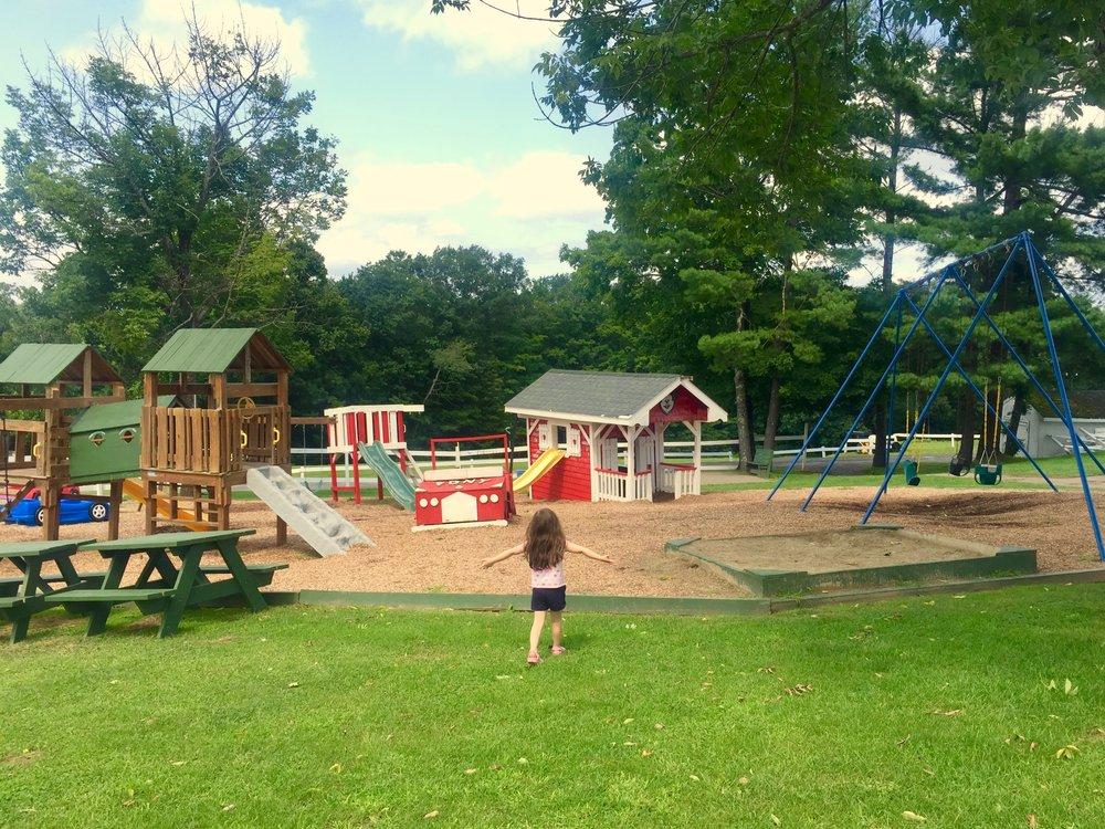 kid-friendly catskills resort