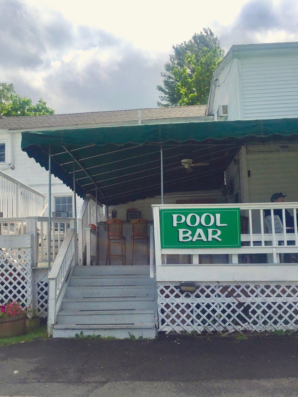 catskills pool bar