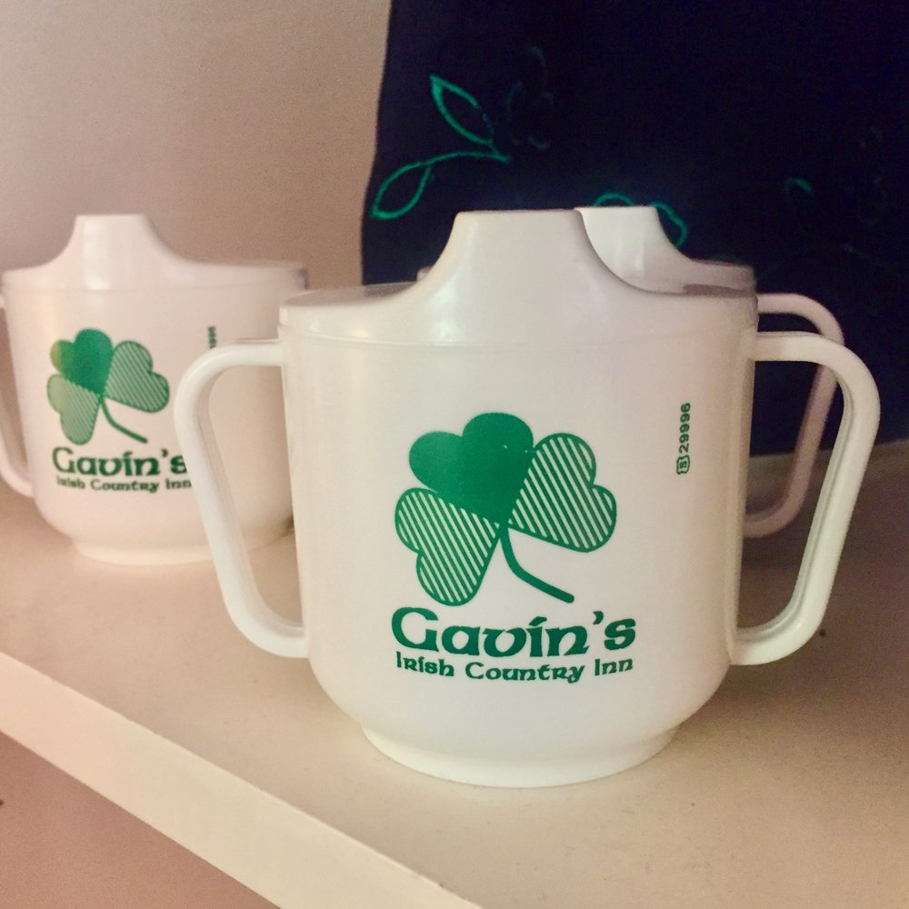 shamrock sippy cup