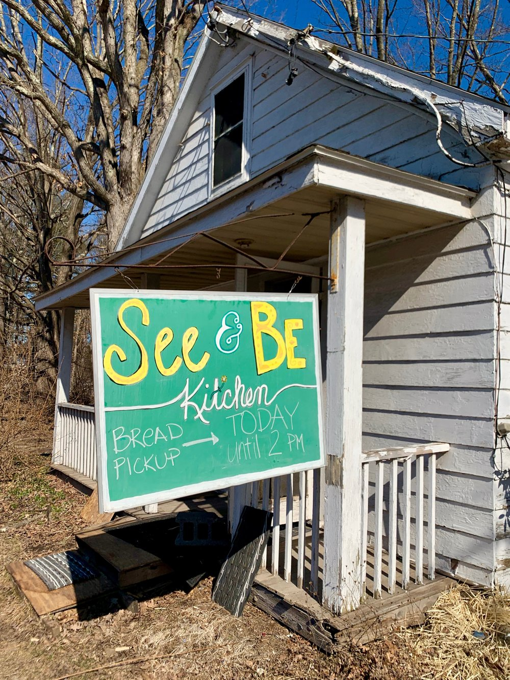 See and Be Kitchen or C and B Kitchen Rt 145 Cairo