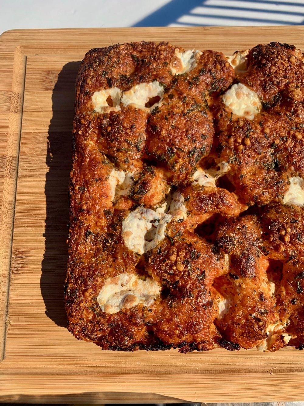 PIzza Focaccia from See and Be Kitchen, Cairo, NY