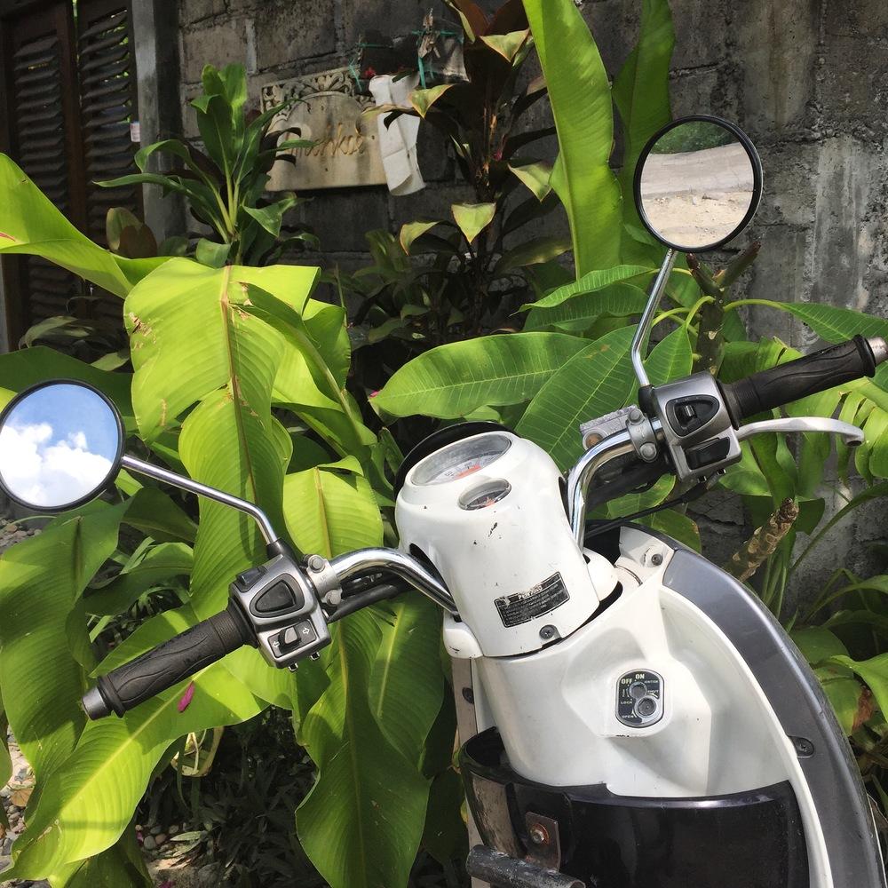 Martha the Motorbike