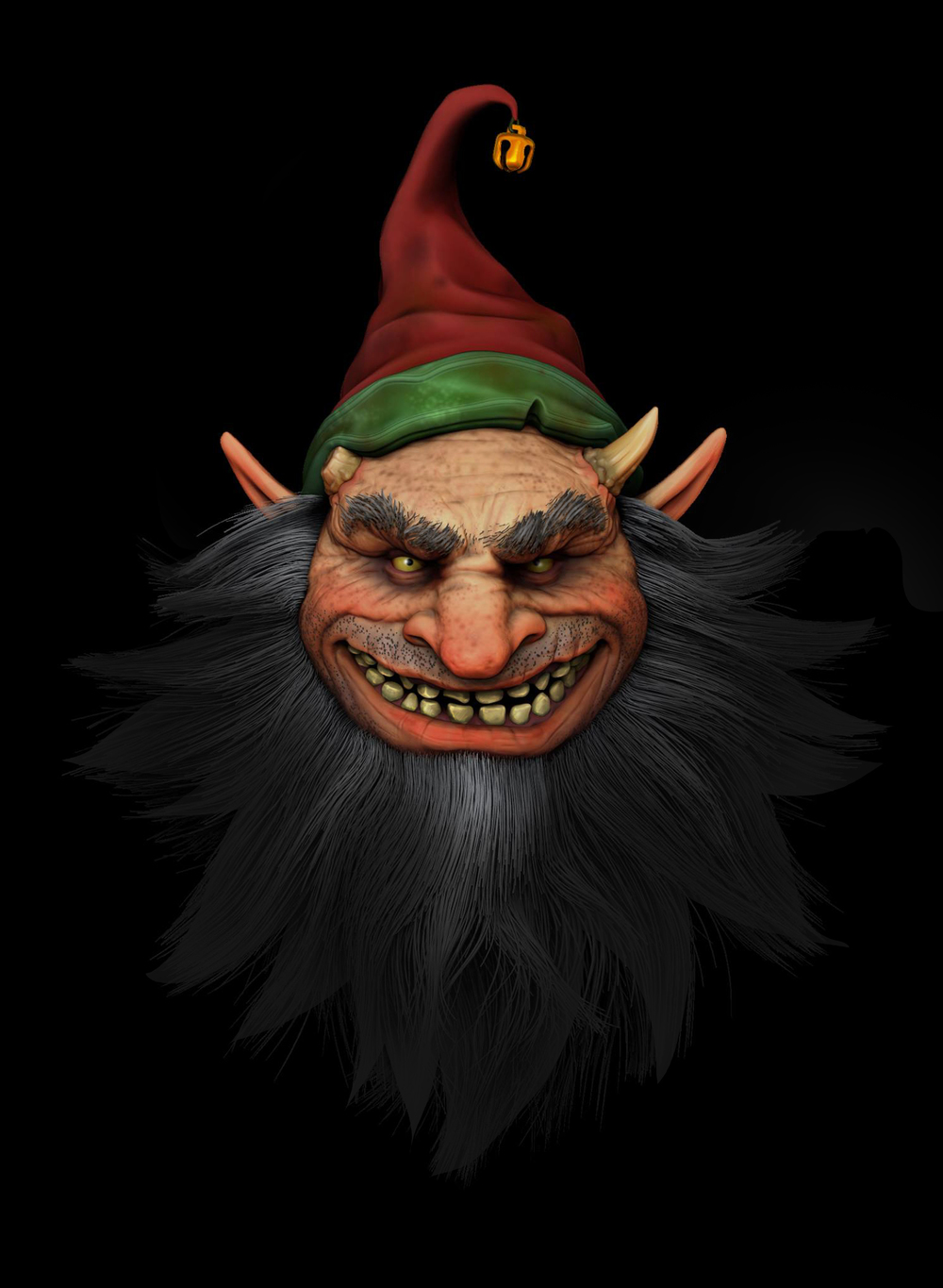 Krampus Speed Sculpt - 5 Hours