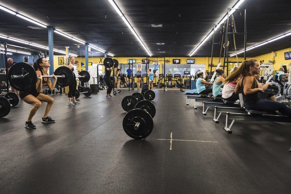Fitness in Redding CA