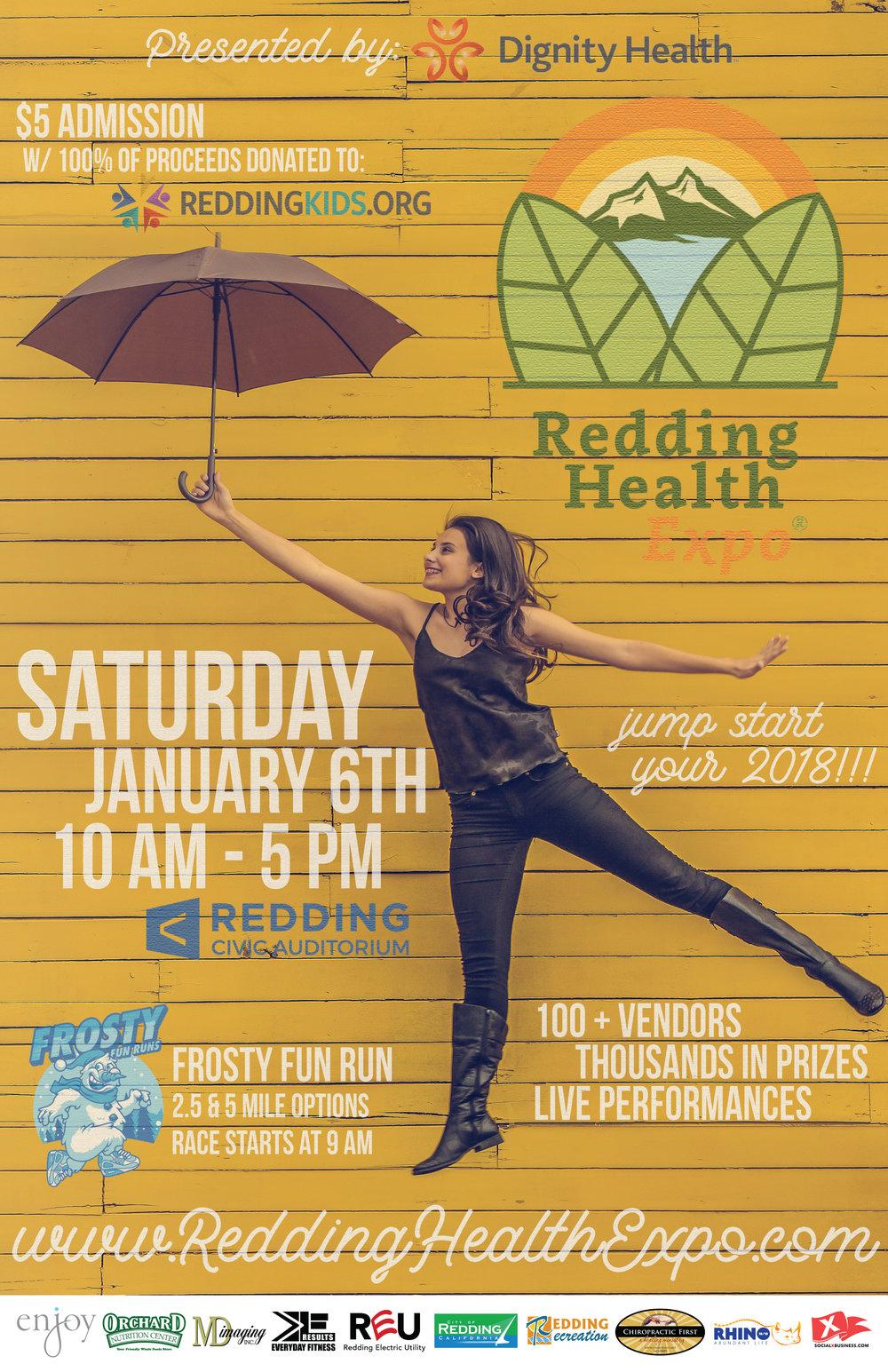 Redding Health Expo, Redding CA Health and Wellness Show