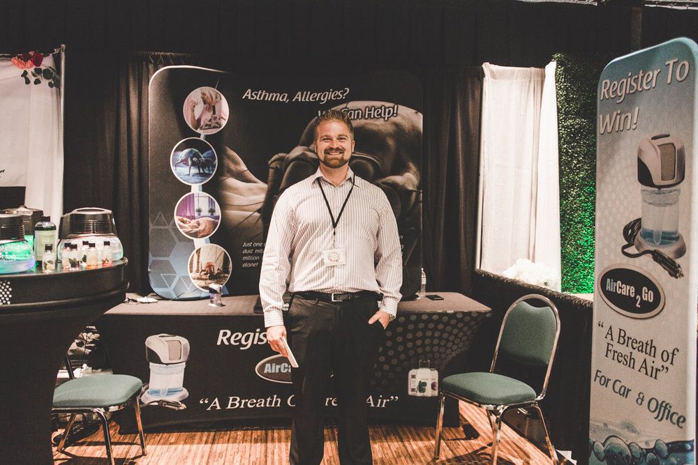 Hydrovent Health Services | Redding Health Expo, Redding CA Health and Wellness Show