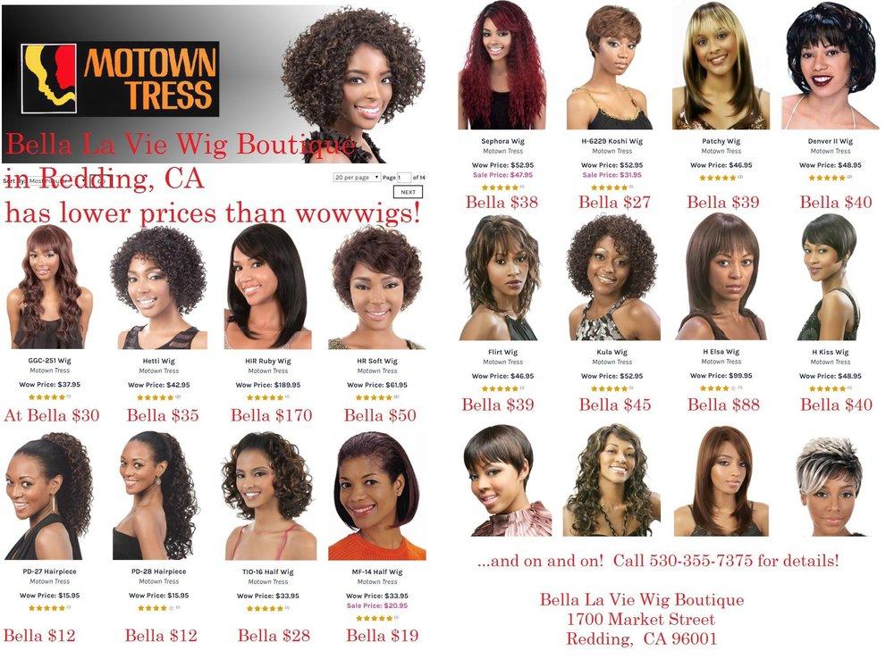 Bella La Vie Wig Boutique  | Redding Health Expo, Redding CA Health and Wellness Show