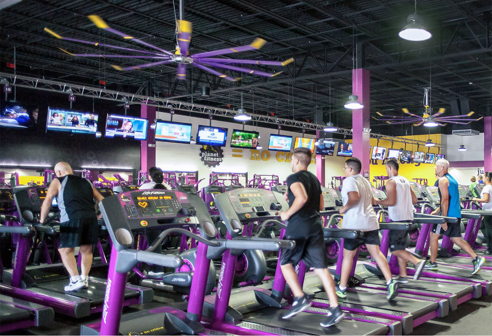 Planet Fitness | Redding Health Expo, Redding CA Health and Wellness Show