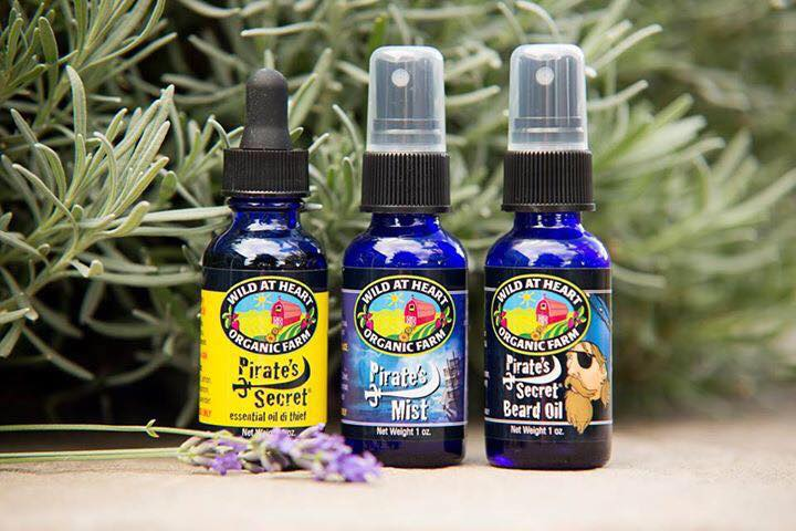 Pirate's Secret Essential Oils | Redding Health Expo, Redding CA Health and Wellness Show