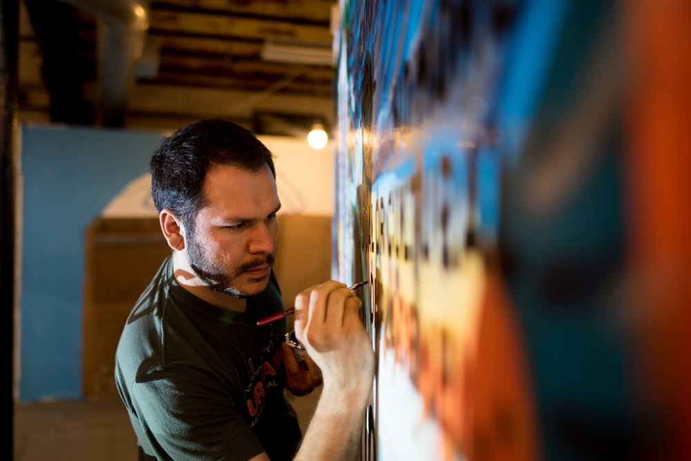 Upcoming Artist in Residency: Salvador Jiménez-Flores