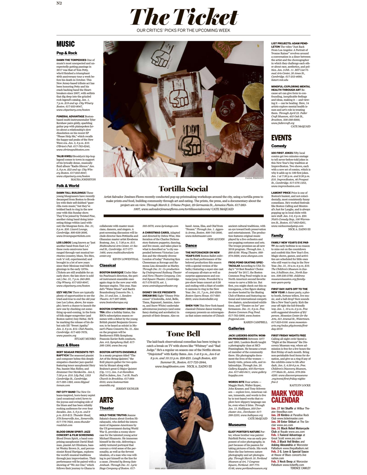 Tortilla Social in Boston Globe — URBANO