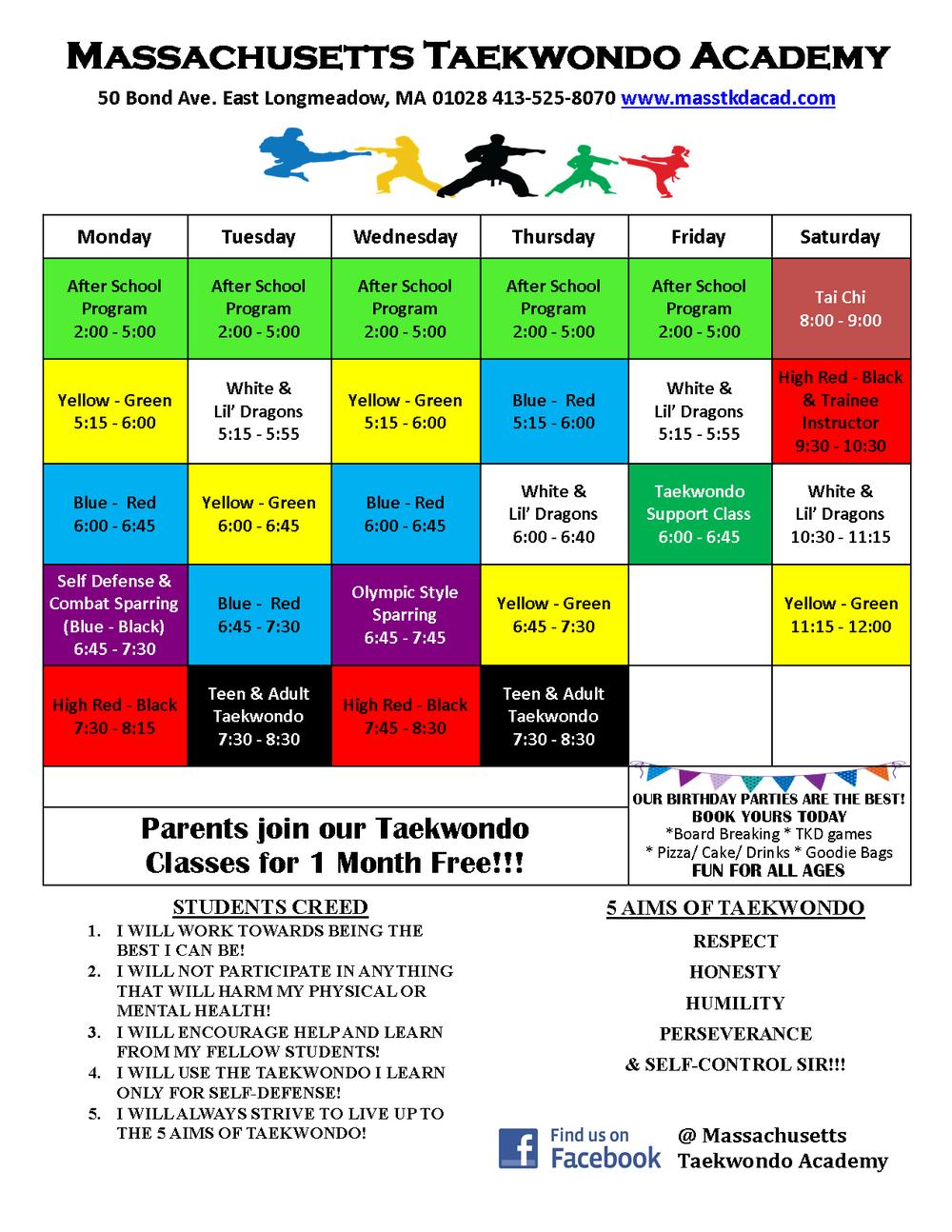 Mass TKD 2018 Class Schedule.png