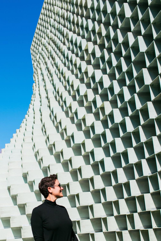 Unzipped pavilion Bjarke Ingels Toronto Architecture Toronto Architect Ontario Design Westfield Katia Marten Blogger After 50