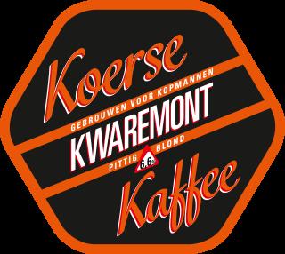 logo speciaalbier kwarement kiest kwaremont koerse kaffee