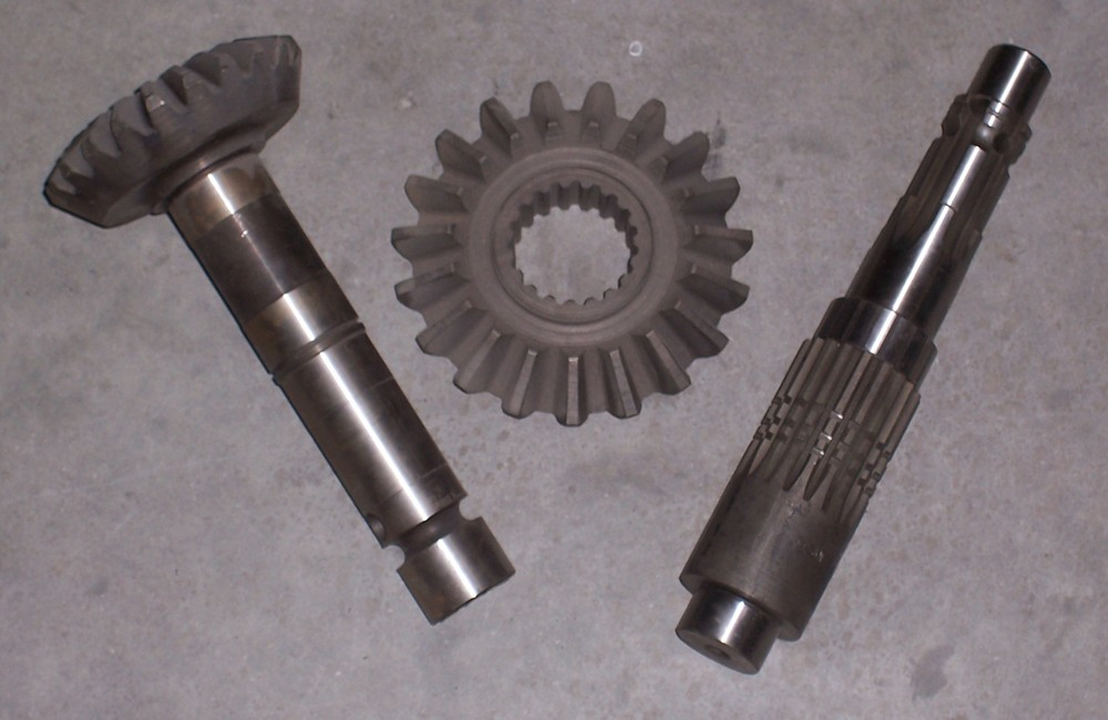 Rotary Mower Replacement Parts Lacal Equipment