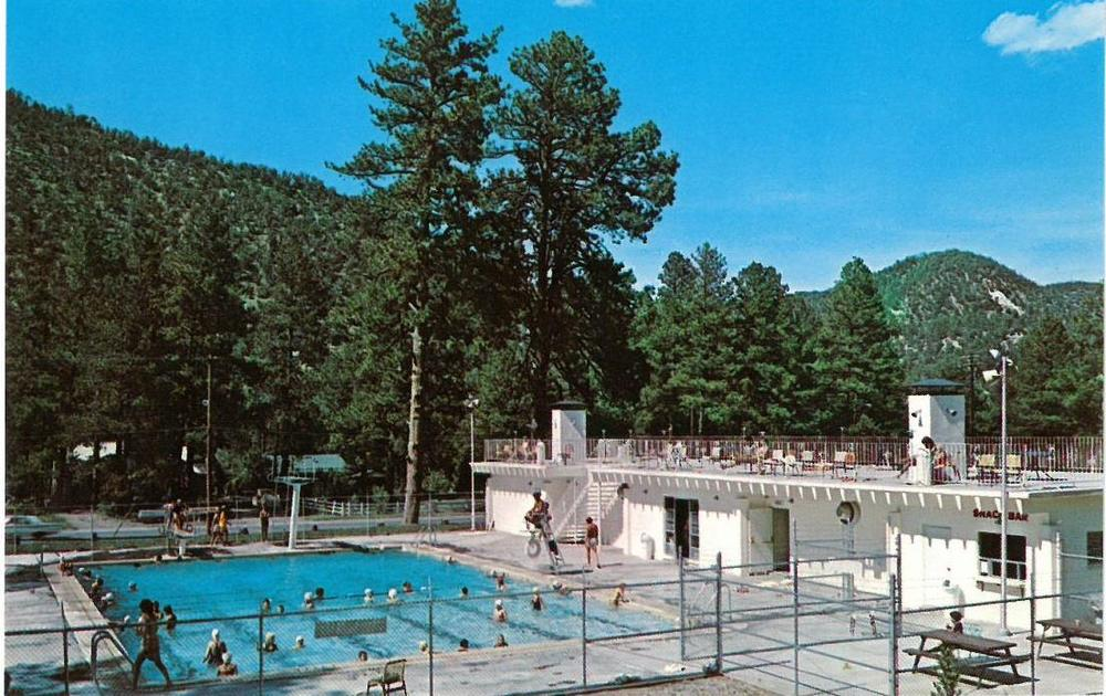 Ruidoso Municipal Swimming Poll