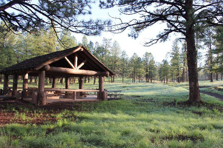 Cedar Creek Picnic Pavilion