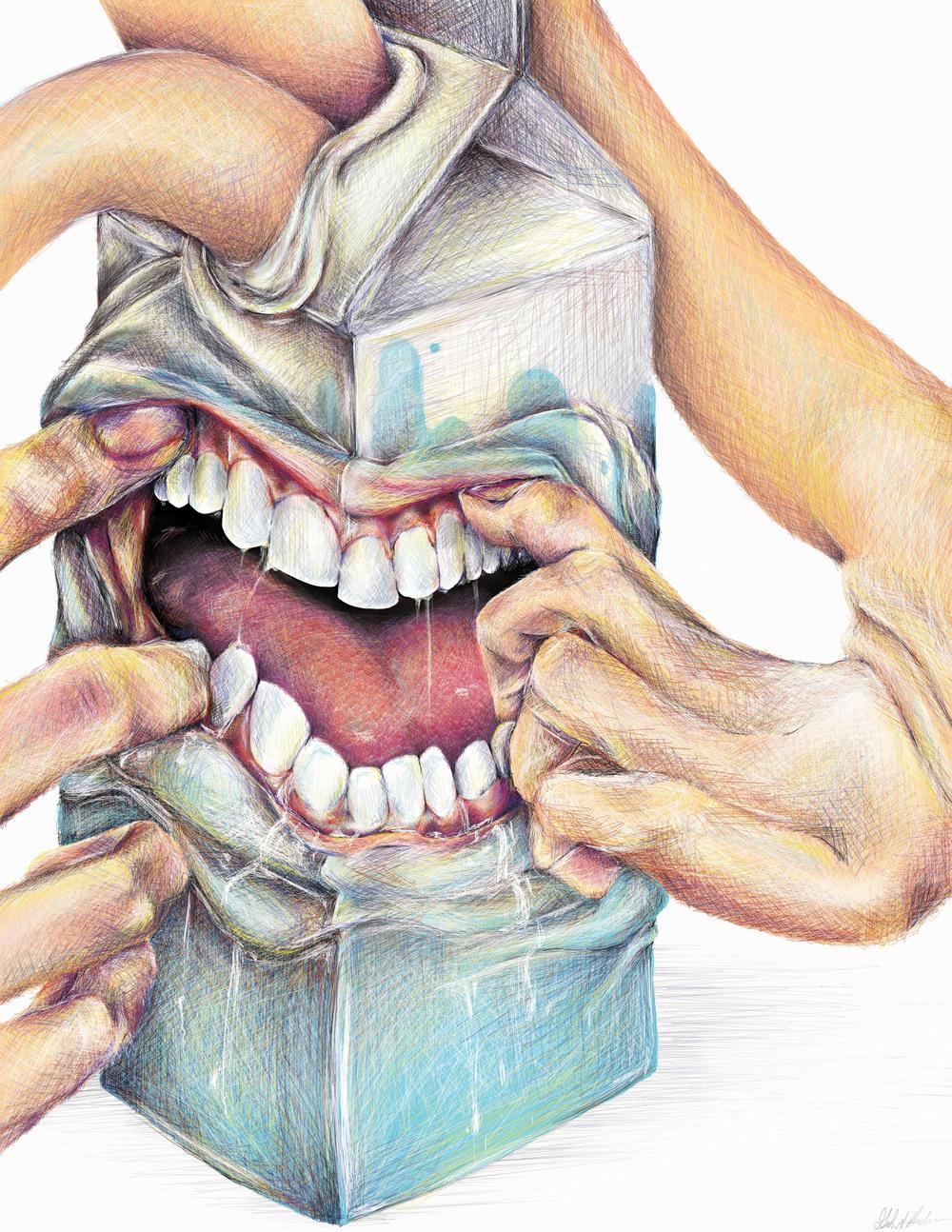 Teeth Like Milk