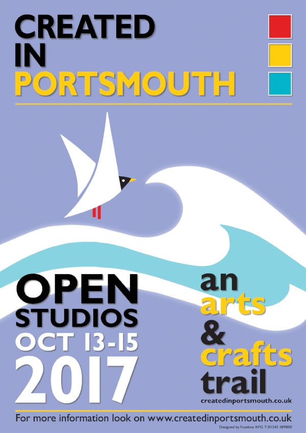 Art Trail map   http://createdinportsmouth.co.uk/resources/CIP_ArtsTrailLeaflet_2017.pdf