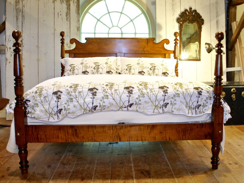 Classic Cannonball High Low Bed