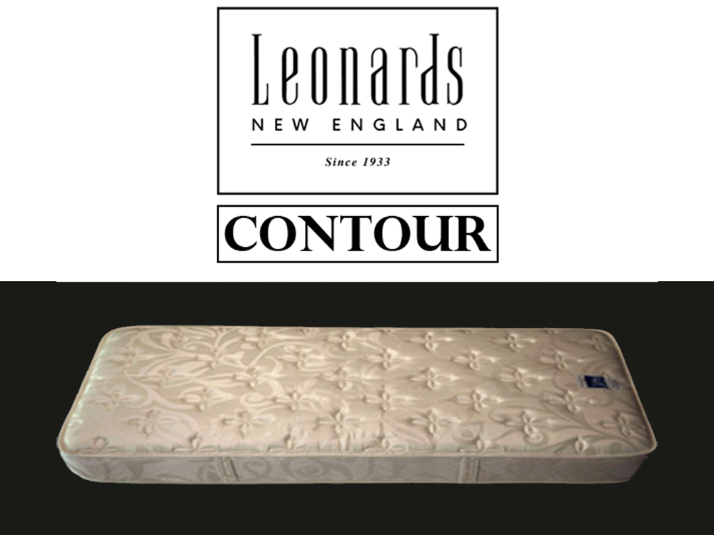 "CONTOUR 12.5"" Visco pocket coil mattress 5.75"" box foundation 2"" Memory Foam with Soft Knit Cover"