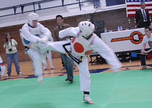Sun Yi's Academy National Tournament