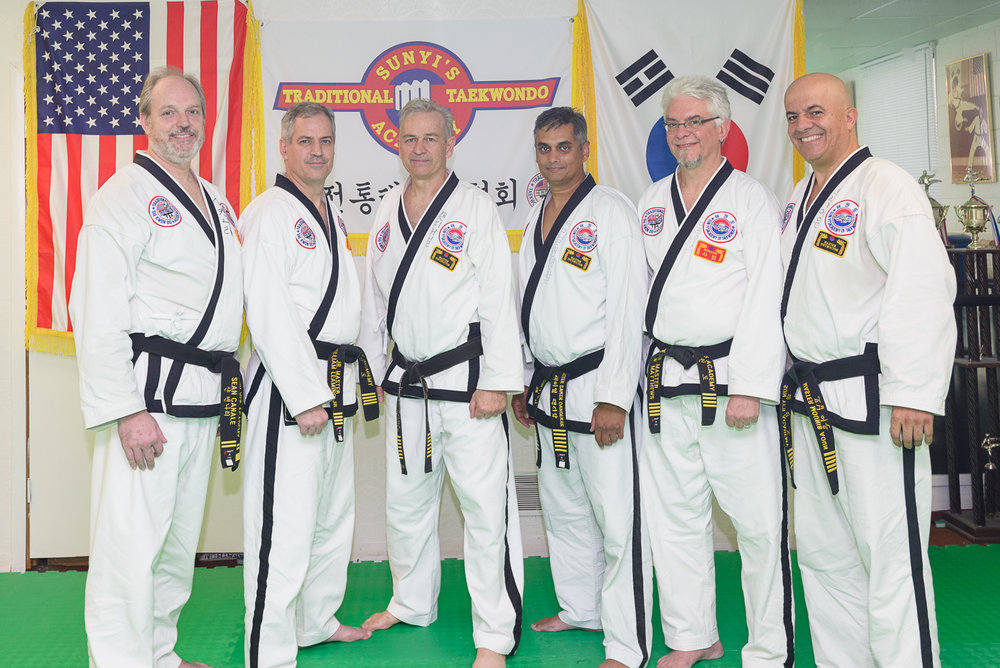 Sun Yi's Instructors, North Carolina