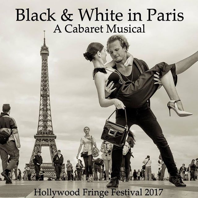 Black & White in Paris was nominated for 4 Robby Awards this year, including Best Musical! Congrats to all who made it happen!  32nd Robby Award Nominations: Best Musical - E-Fusion Studios Best Direction - Kelby Thwaits Best Choreography - Orlando Alexander Best Musical Direction - Eric Zimmermann  http://www.haineshisway.com/2017/12/32nd-robby-award-nominations-for-theatre-year-2017-by-rob-stevens/  Black & White in Paris: A Cabaret Musical -  World Premiere - Hollywood Fringe Festival 2017  Black & White in Paris takes you on a musical journey of passion, intrigue, love and romance. Inspired by the photography of Christopher Broughton, this cabaret experience weaves his rich photographic imagery into the fabric of the show, from costumes and projections to props and parasols.  Starring: Kelby Thwaits, Alanna Vicente, Danny Michaels, Taylor Wesselman, Tiffany LaBarbera Palmer, Katy Marcella, Tessa Fungo, Christopher Curry, Anton Garsola, Colette Peters and Orlando Alexander.  Written and Directed by: Kelby Thwaits Produced by: E-Fusion Studios In association with: Mount Saint Mary's University, Los Angeles Choreography by: Orlando Alexander  Music Direction by: Eric Zimmermann Costume Design by: Angela Manke Production Design by: Kelby Thwaits & Angela Manke Sound & Lighting Design by: Charles Bunce Photographic content by: Christopher Broughton Video Sound Mixing and Editing by: Kelby Thwaits House Manager: Acacia Brownkorbel  @bwinparis @kelbymusic @alannavicente @dannymichaels714 @orlanne87 @taytaywes @kelbymusic @mslabarbera @tessa.fungo @chris_broughton @chriscurry1016 @anton_mg @bc__peters @katyinkalifornia @velvetmooncreate @elegantmusic_offical @efusionstudios @yeebrah