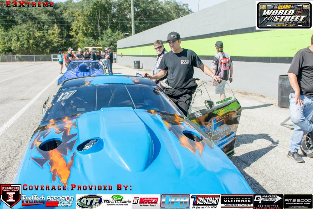 Kevin Fiscus at World Street Nationals