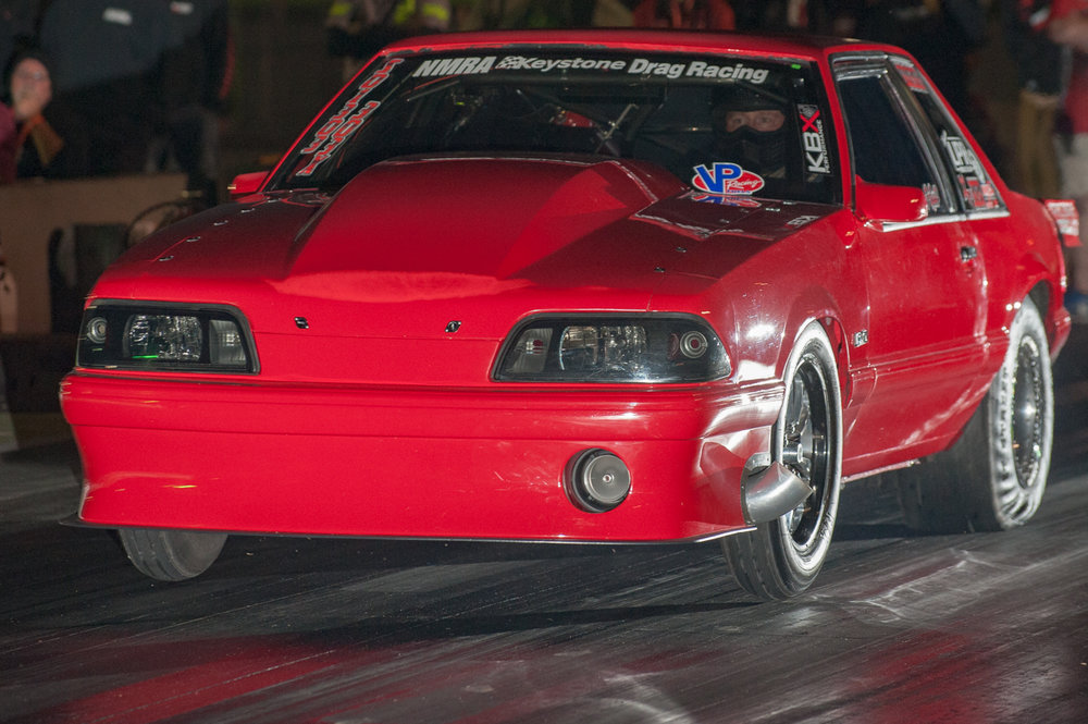 Top X275, NMCA, & NMRA Competitor Charles Hull is walking away...for ...