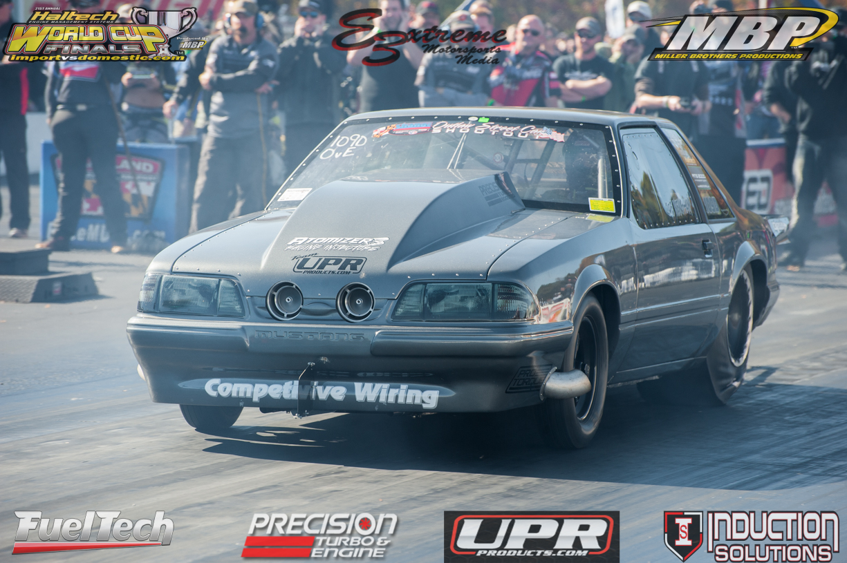 Mickey Thompson has forever changed the face of drag racing — E3xtreme