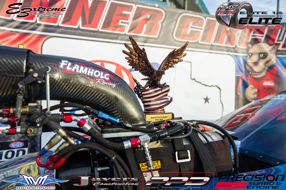A borrowed blower from Adam Flamholc leads to a championship.