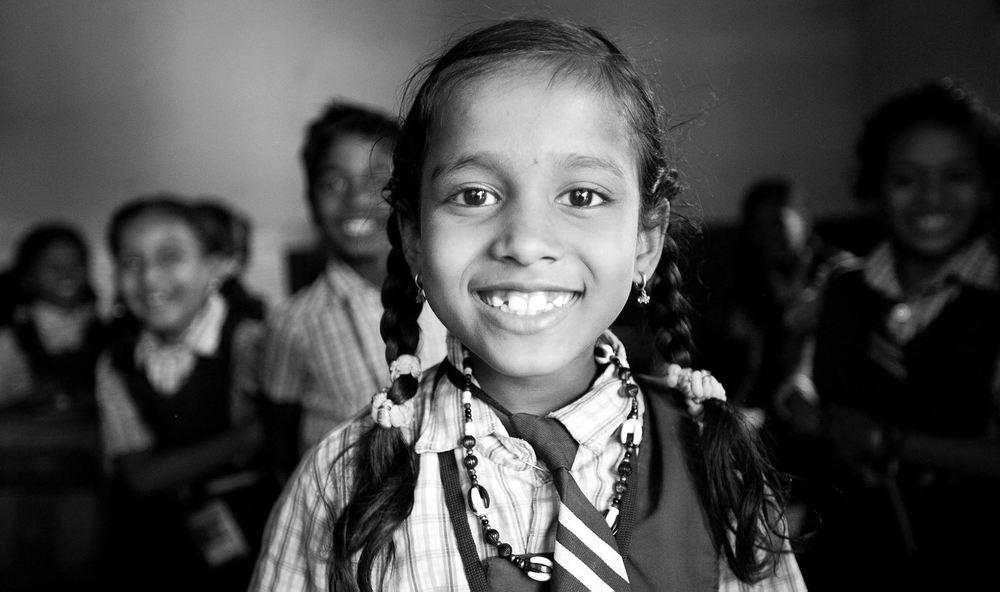 A Schoolgirl