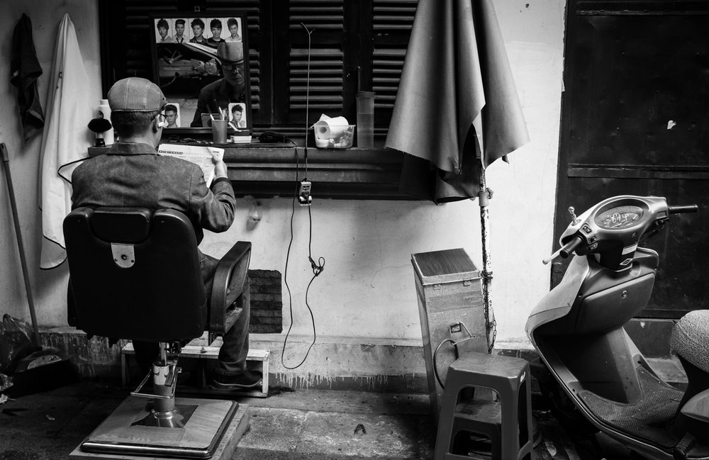 Barber's Paradise