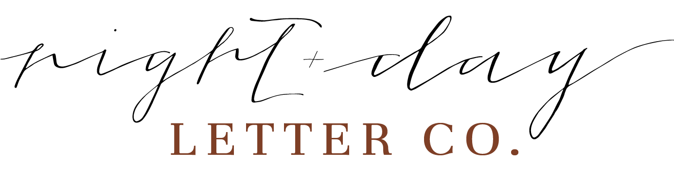 Night + Day Letter Co.