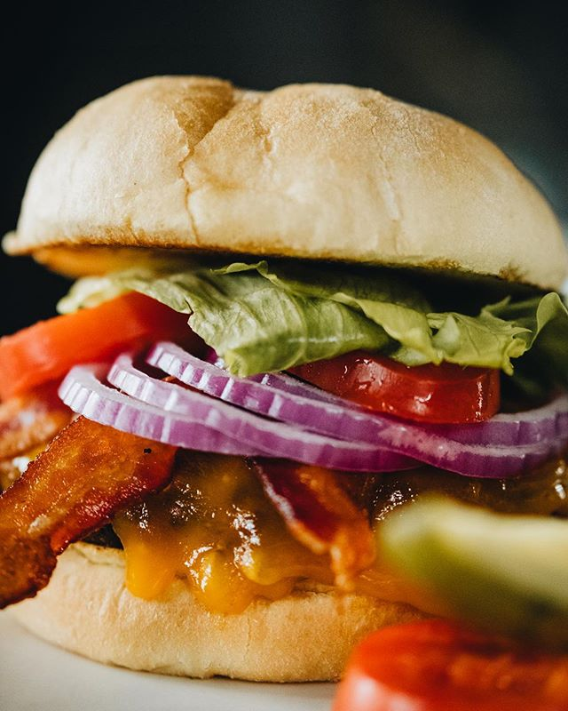 Brighten up this rainy day with lunch at Fred's!
