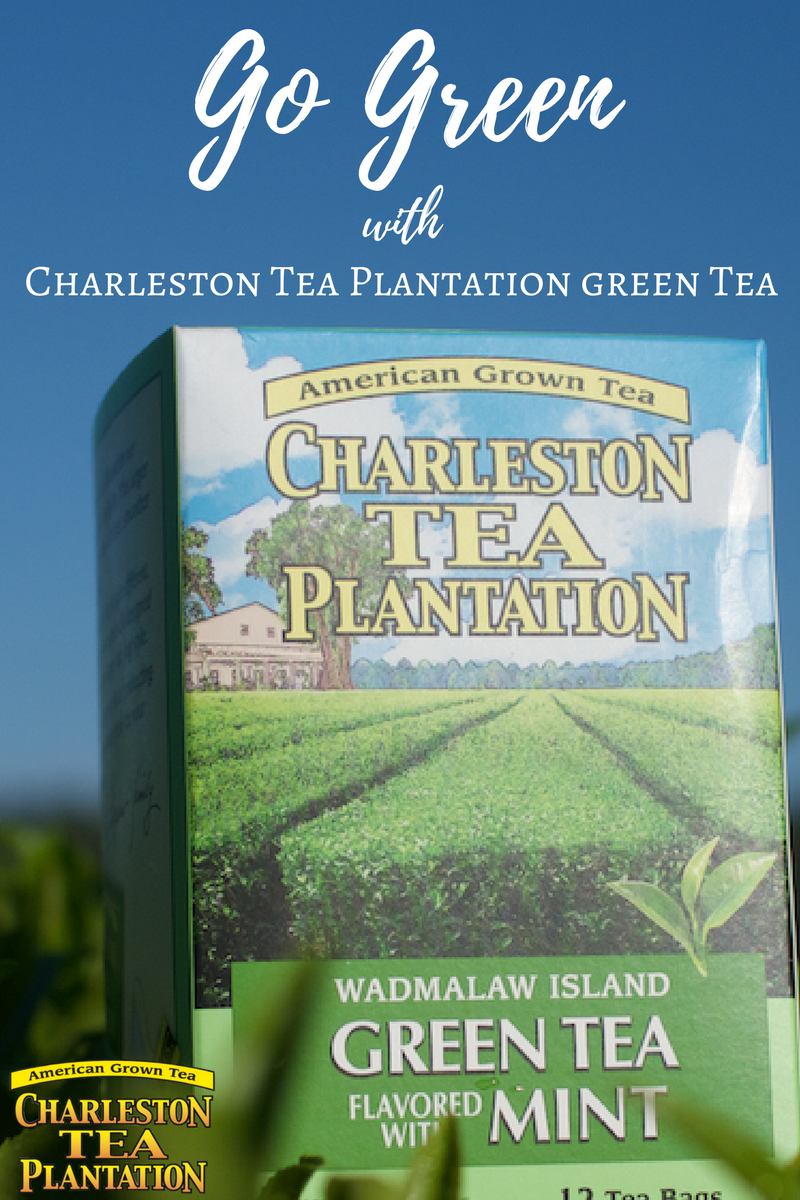 Charleston Tea Plantation Green Tea
