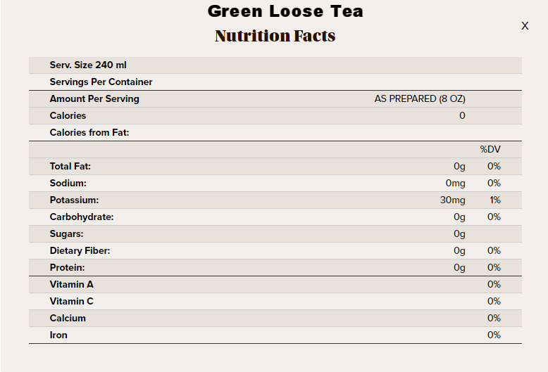 green loose tea nutritioanl info.png